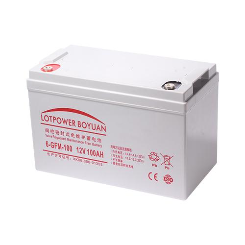 蓄电池-TD-L12系列